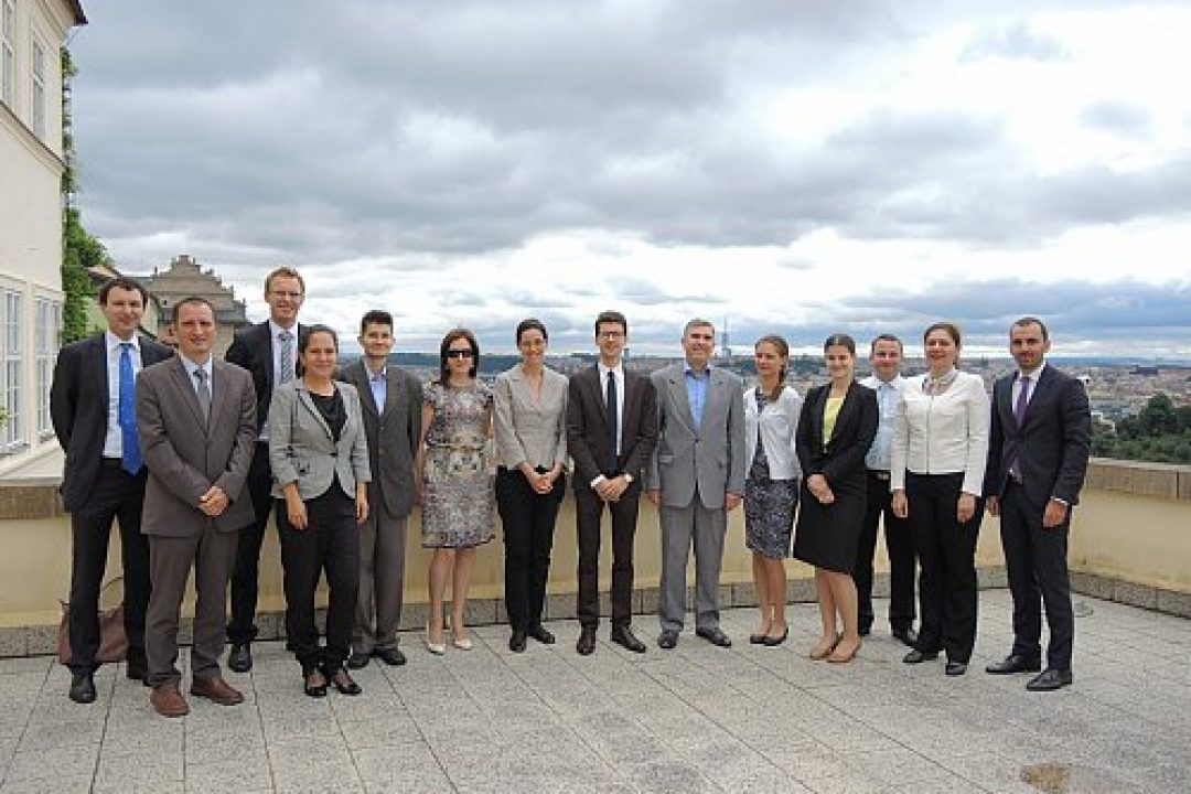 8th Steering Group Meeting of the PA2 in Prague, 9th July 2014