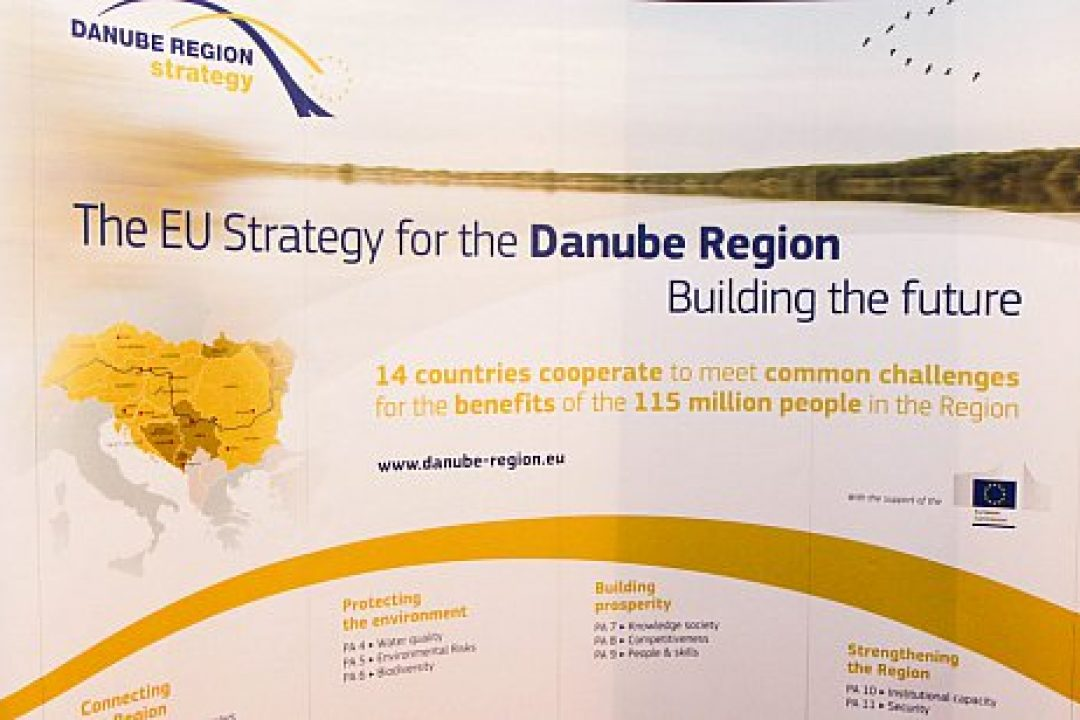 EUSDR Annual Forum – Persentations of the Workshop 2 (Energy for a Modern Danube Region) are published