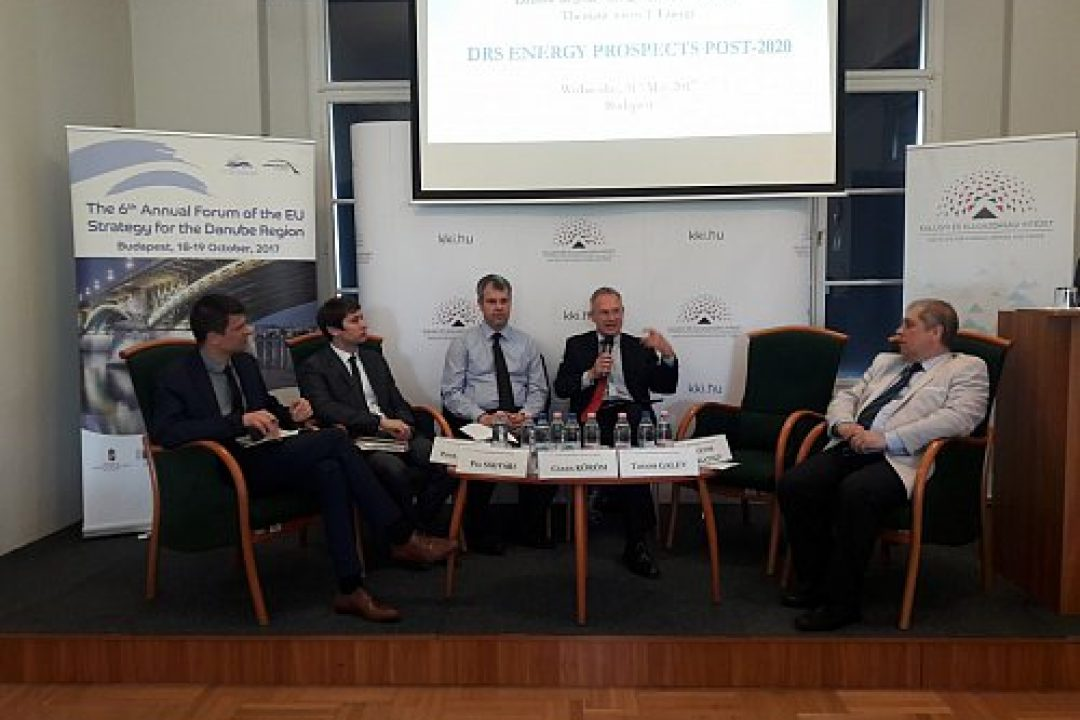 Seminar held in Budapest on the energy prospects of the Danube Region