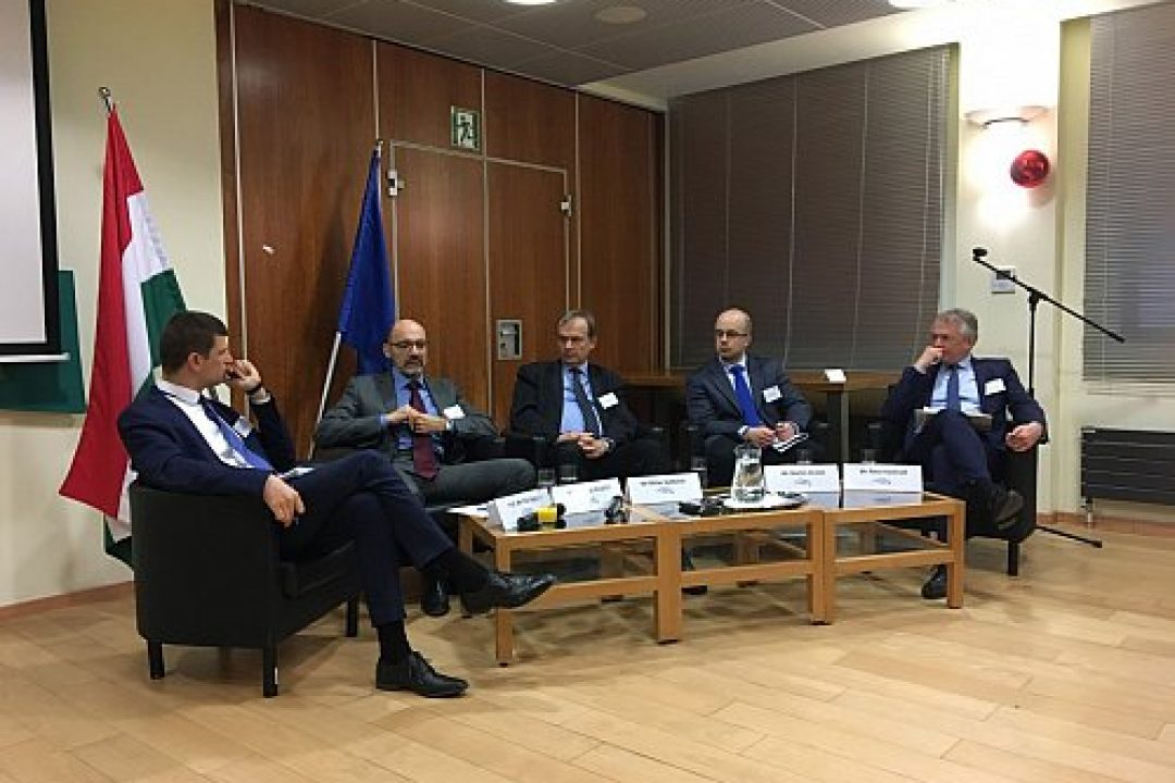 Summary of the 4th Stakeholder seminar – 'Can we complete gas market integration in the Danube Region by 2020?'