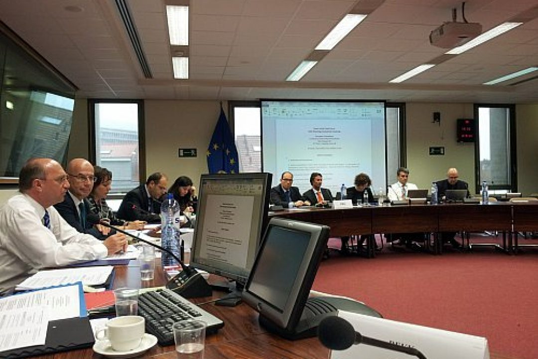 The Priority Area 2 and REKK presented the Danube Region Smart Grid Assessment Report at the Smart Grids Task Force Steering Committee meeting in Brussels