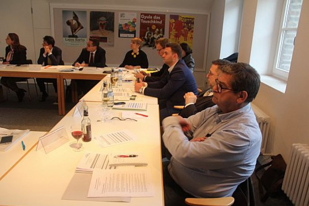 The Priority Area 2 has held its 11th Steering Group meeting in Ulm back-to-back with the 4th Annual forum of the EUSDR