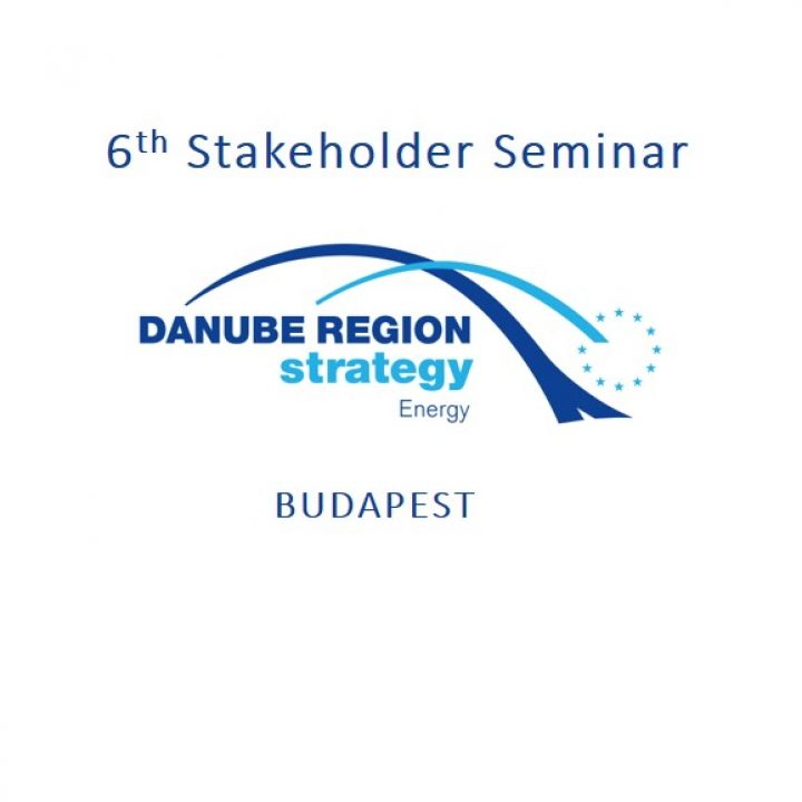 Invitation to the 6th Stakeholder Seminar of EUSDR PA2