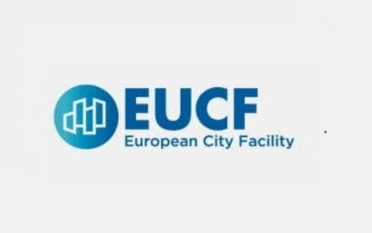 European City Facility (EUCF) 1st call is open now for municipalities to develop sustainable energy projects