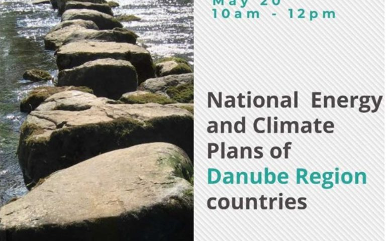 NATIONAL ENERGY AND CLIMATE PLANS OF DANUBE REGION COUNTRIES – Renewable Heating & Transportation